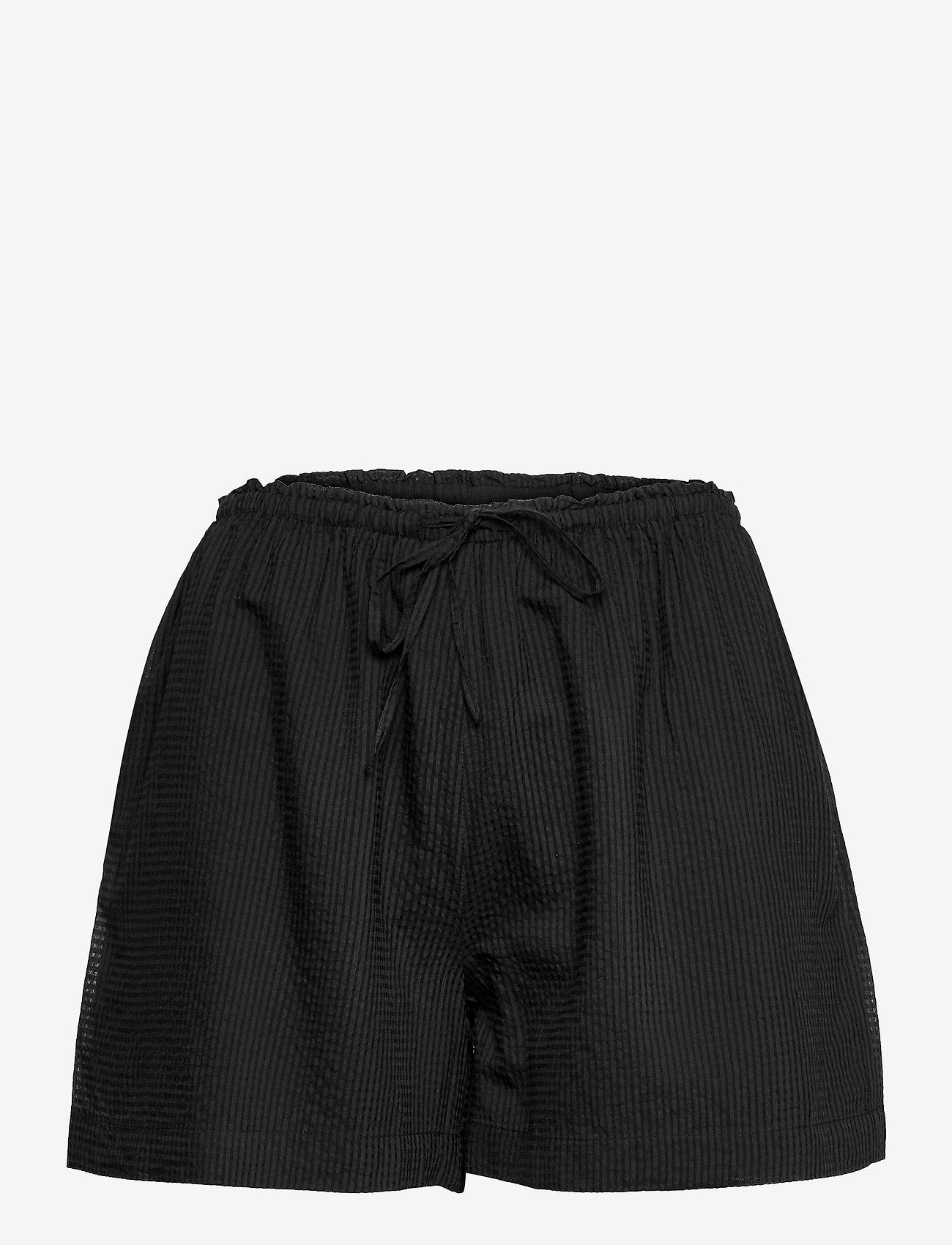 Day Birger et Mikkelsen - Day Pure - shorts casual - black - 1