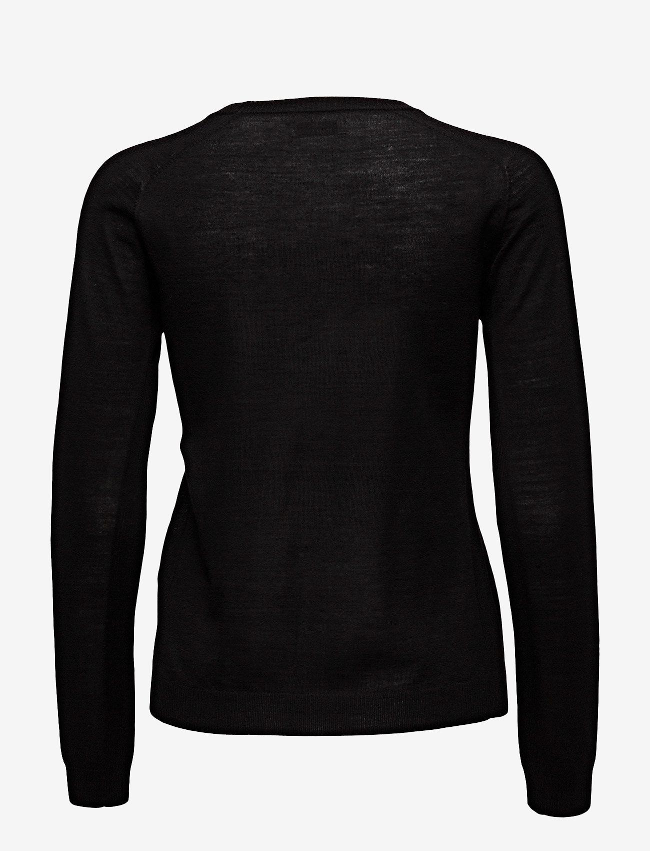 Day Birger et Mikkelsen - DAY Whitney - trøjer - black - 1