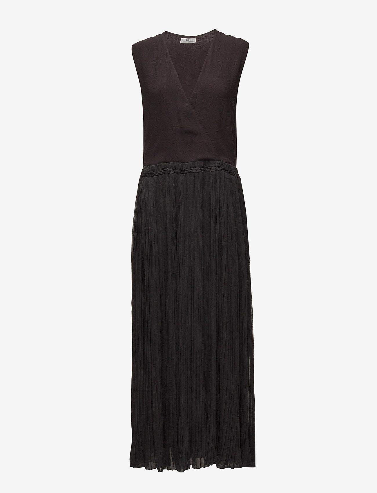 Day Birger et Mikkelsen - Day Jahaaz - slå-om-kjoler - black - 0