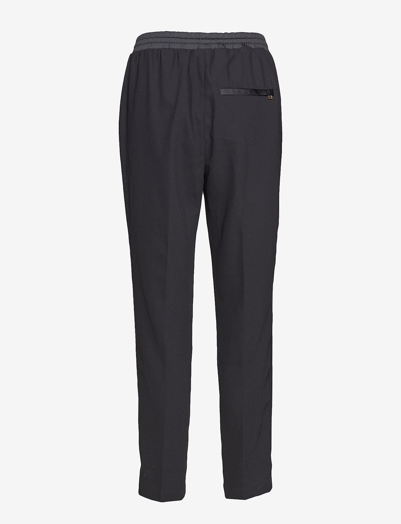 Day Birger et Mikkelsen - Day Classic Gabardine - straight leg trousers - black - 1