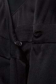 Day Birger et Mikkelsen - Day Nero - slå-om-kjoler - black - 3