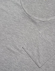 Day Birger et Mikkelsen - DAY New Clean Twist - t-shirts - medium grey mel. - 2