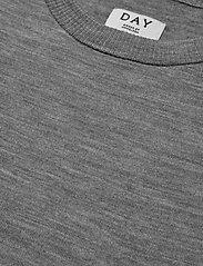Day Birger et Mikkelsen - DAY Whitney - t-shirts basiques - medium grey mel. - 2
