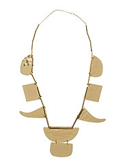 Day Organic Necklace - RICH GOLD