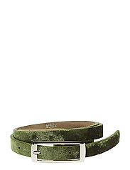 Day Waist  Belt Velvet - SYCAMORE