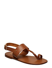 Day Walk Sandals - COFFEE BEAN