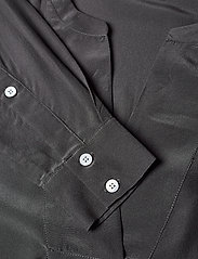 Day Birger et Mikkelsen - Day Fan - long sleeved blouses - black - 2