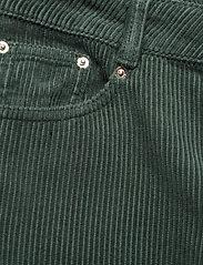 Day Birger et Mikkelsen - Day Kadife - wide leg trousers - envy green - 2