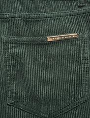 Day Birger et Mikkelsen - Day Kadife - wide leg trousers - envy green - 4