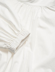 Day Birger et Mikkelsen - Day Springtime Solid - long sleeved blouses - white fog - 2