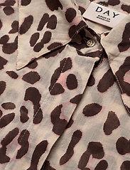 Day Birger et Mikkelsen - Day Mio - long sleeved blouses - smoke - 2
