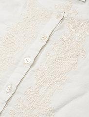 Day Birger et Mikkelsen - Day Espresso - long sleeved blouses - white fog - 2