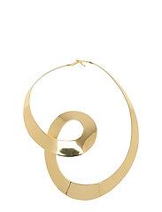 DAY Spiral Necklace - RICH GOLD