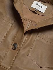 Day Birger et Mikkelsen - Day Scilla - leather jackets - india - 3