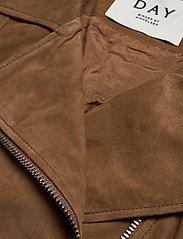 Day Birger et Mikkelsen - Day Harbour - leather jackets - topaz - 3