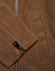 Day Birger et Mikkelsen - Day Harbour - leather jackets - topaz - 4