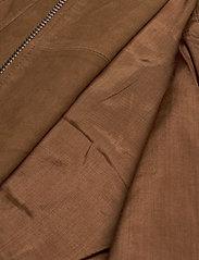 Day Birger et Mikkelsen - Day Harbour - leather jackets - topaz - 5
