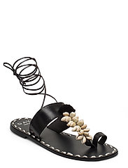 DAY Shell Sandal - BLACK