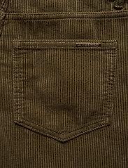 Day Birger et Mikkelsen - Day Kadife - wide leg trousers - forest - 4