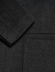 Day Birger et Mikkelsen - DAY Scaffold - wełniane płaszcze - dark grey mel. - 2