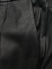Day Birger et Mikkelsen - Day Doguna - læderbukser - black - 2