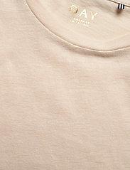 Day Birger et Mikkelsen - DAY Carina - t-shirts - ivory - 2