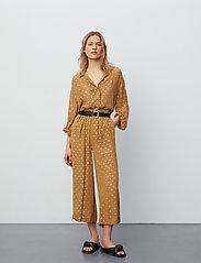 Day Birger et Mikkelsen - Day Lady - bukser med brede ben - seed - 0