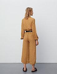 Day Birger et Mikkelsen - Day Lady - bukser med brede ben - seed - 3