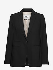 Day Birger et Mikkelsen - DAY Classic Gabardine - skræddersyede blazere - black - 0