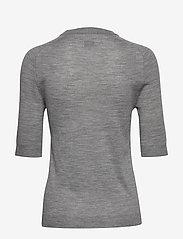 Day Birger et Mikkelsen - DAY Whitney - t-shirts basiques - medium grey mel. - 1