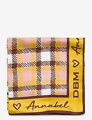 Day Birger et Mikkelsen - Day Tie Scarf - szaliki i chusty - ceylon yellow - 1