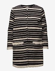 Day Birger et Mikkelsen - Day Shade - cienkie płaszcze - whitecap grey - 0