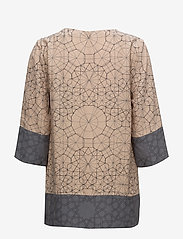 Day Birger et Mikkelsen - Day Electric - long sleeved blouses - rugby tan - 1