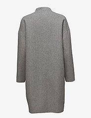 Day Birger et Mikkelsen - Day In Time - wool coats - medium grey mel. - 1