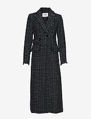 Day Birger et Mikkelsen - Day Kare - wool coats - envy green - 0