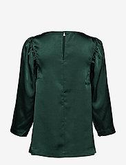 Day Birger et Mikkelsen - Day Yasam - long sleeved blouses - envy green - 1