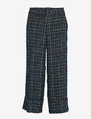 Day Birger et Mikkelsen - Day Kare - wide leg trousers - envy green - 0