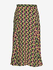 Day Birger et Mikkelsen - Day Bahce - maxi skirts - golden palm - 2