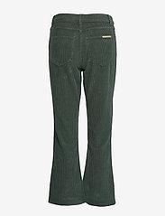 Day Birger et Mikkelsen - Day Kadife - wide leg trousers - envy green - 1