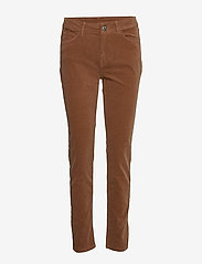 Day Birger et Mikkelsen - Day Teach - trousers with skinny legs - figue - 0
