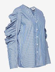Day Birger et Mikkelsen - Day Springtime - pitkähihaiset puserot - navy blazer - 4