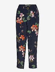 Day Birger et Mikkelsen - Day Bouquet - straight leg trousers - navy blazer - 0