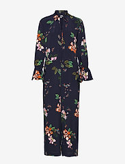 Day Birger et Mikkelsen - Day Bouquet - jumpsuits - navy blazer - 0