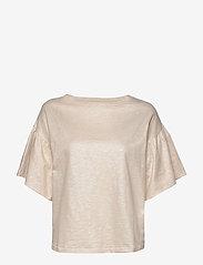 Day Birger et Mikkelsen - Day Again - t-shirts - ivory - 0