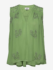 Day Birger et Mikkelsen - Day Regina - sleeveless blouses - menta - 1