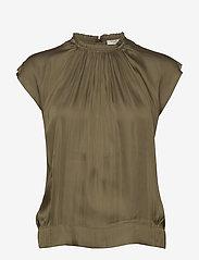 Day Birger et Mikkelsen - Day Lake - short-sleeved blouses - soldier - 0