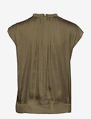 Day Birger et Mikkelsen - Day Lake - short-sleeved blouses - soldier - 1