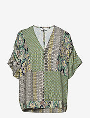 Day Birger et Mikkelsen - Day Coast - short-sleeved blouses - menta - 0