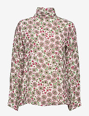 Day Birger et Mikkelsen - Day Fiore - long sleeved blouses - smoke - 1