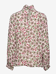 Day Birger et Mikkelsen - Day Fiore - long sleeved blouses - smoke - 2